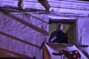 Flamenco desde el Balcón